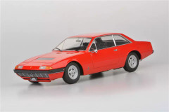 1/18 KK Scale 1972 Ferrari 365 GT4 2+2 (Red) Resin Model