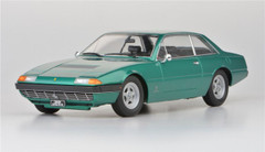 1/18 KK Scale 1972 Ferrari 365 GT4 2+2 (Green) Resin Model