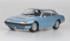 1/18 KK Scale 1972 Ferrari 365 GT4 2+2 (Blue) Resin Model