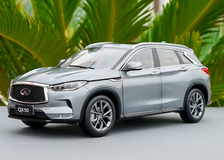 1/18 Dealer Edition 2018 Infiniti QX50 (Grey)