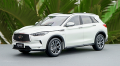 1/18 Dealer Edition 2018 Infiniti QX50 (White)