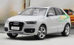 1/18 Dealer Edition Audi Q3 (White) Diecast Car Model