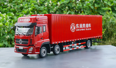 1/24 Dongfeng Delivery Truck (Red)