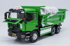 1/24 Dealer Edition SINOTRUK SITRAK C6G 380 Dump Truck (Green)