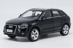 1/18 Dealer Edition Audi Q3 (Black) Diecast Car Model