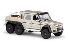 1/24 Welly FX Mercedes-Benz G63 AMG 6x6 (Gold) Diecast Model