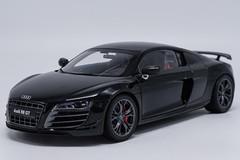 1/18 Kyosho Audi R8 GT (Black) Diecast Car Model