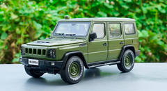 1/18 Dealer Edition Jeep BJ80J Military Jeep