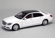 1/18 Almost real Almostreal Mercedes-Benz S-Class S600 Maybach (White)