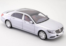 1/18 Almost real Almostreal Mercedes-Benz S-Class S600 Maybach (Silver)