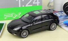 1/24 Welly FX Porsche Macan Turbo (Black)