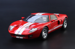 1/12 Motormax Ford GT (Red) Diecast Car Model