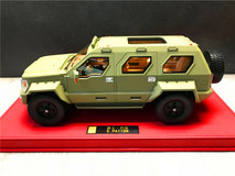 1/18 Dealer Edition G. Patton SUV Resin Enclosed Model