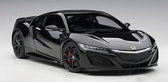 1/18 AUTOart Honda Acura NSX (Black) Diecast Model
