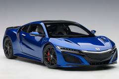 1/18 AUTOart Honda Acura NSX (Blue) Diecast Model