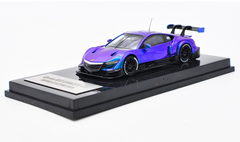 1/64 Dealer Edition Honda Acura NSX CONCEPT-GT GT500 (Holographic) Diecast Model