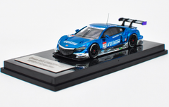 1/64 Dealer Edition Honda Acura NSX CONCEPT-GT GT500 (Blue) Diecast Model