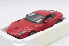 1/18 Hot Wheels Hotwheels Elite Ferrari F12 (Red) Diecast Model