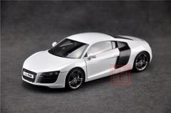 1/18 Kyosho Audi R8 V8 (White) Diecast Model