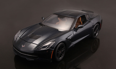 1/18 Maisto Chevrolet Chevy Corvette Z51 (Black) Diecast Model