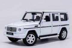 1/24 Welly FX Mercedes-Benz G-Class GClass G500 G55 (White) Diecast Model