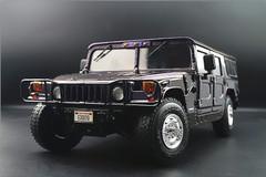 RARE 1/18 Exoto Hummer H1 Chameleon Diecast Model