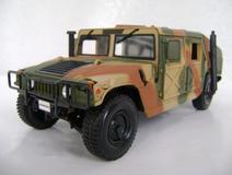 1/18 Maisto Hummer Humvee Diecast Model