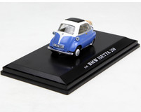 1/43 Norev BMW Isetta 250 (Blue) Diecast Car Model
