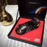 1/43 Almostreal Almost Real Mclaren P1 GTR (Black) Diecast Car Model