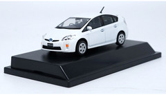 1/43 Dealer Edition Toyota Prius (White) Diecast Car Model