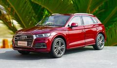 1/18 Dealer Edition 2018 Audi Q5 Q5L (Red) Diecast Car Model