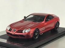 1/18 Frontiart Mercedes-Benz SLR Mclaren (Red) Resin Car Model