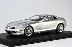 1/18 Frontiart Mercedes-Benz SLR Mclaren (Silver) Resin Car Model