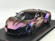 1/18 Frontiart Sophiart Lykan Fenyr (Purple / Holographic) Resin Car Model