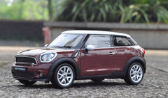 1/24 Welly FX Mini Cooper Paceman (Brown) Diecast Car Model