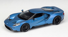 1/24 Welly FX Ford GT (Blue) Diecast Car Model