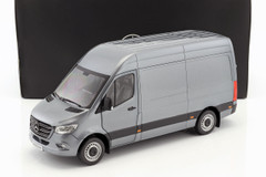 1/18 Dealer Edition Mercedes-Benz Sprinter (Grey) Diecast Model