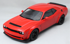 1/18 GT Spirit GTSpirit Dodge Challenger SRT (Red) Resin Car Model
