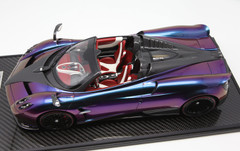 1/12 BBR Pagani Huayra Roadster (Holographic w/ Black Rims) Limited 20 Resin Car Model