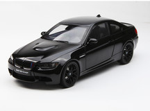1/18 Kyosho BMW E92 M3 Coupe (Black) Diecast Car Model
