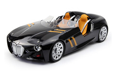 1/18 Norev BMW 328 Hommage Concept Diecast Car Model