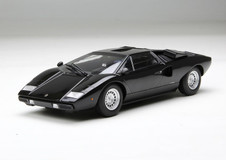 1/18 Kyosho OUSIA Lamborghini Countach LP400 (Red) Enclosed Diecast Car Model