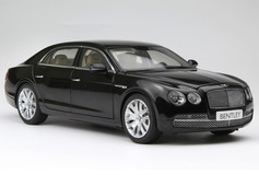 1/18 Kyosho Bentley Continental Flying Spur W12 (Black) Diecast Car Model