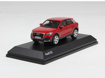 1/43 Dealer Edition Audi Q2 (Red) Enclosed Diecast Car Model