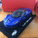1/18 BBR Ferrari LaFerrari (Blue) Special Edition Resin Car Model Limited 20