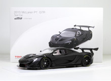 1/18 TSM 2015 McLaren P1 GTR Test Car Model Limited
