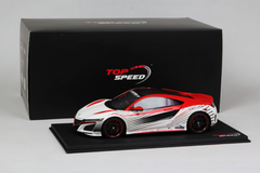 1/18 TSM TopSpeed Acura Honda NSX Car Model