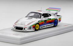 1/43 TSM TopSpeed 1980 Porsche 935 K3 Apple Computer  Enclosed Diecast Car Model