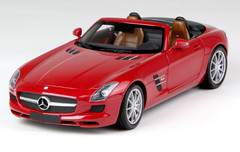 1/18 Minichamps Mercedes-Benz MB SLS AMG Convertible (Red) Diecast Car Model