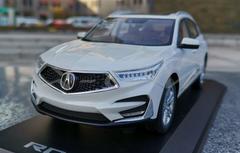 RARE 1/18 Dealer Edition 2018 Acura RDX (White) Enclosed Resin Car Model